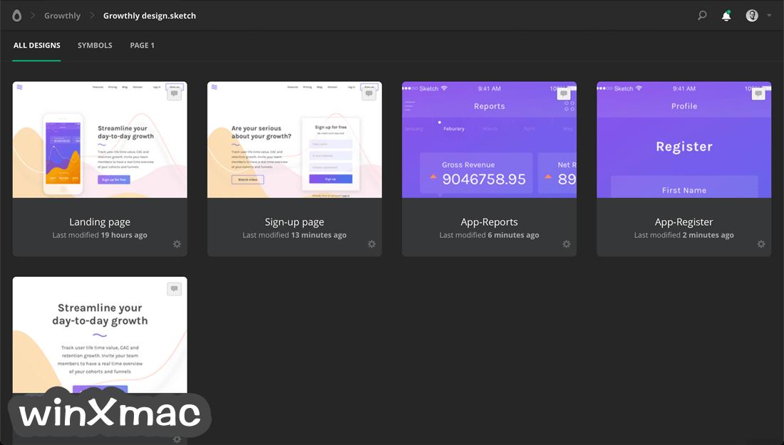 Avocode (64-bit) Screenshot 2