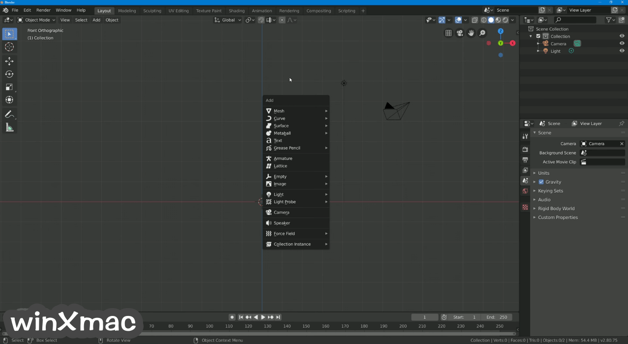 Blender (32-bit) Screenshot 5