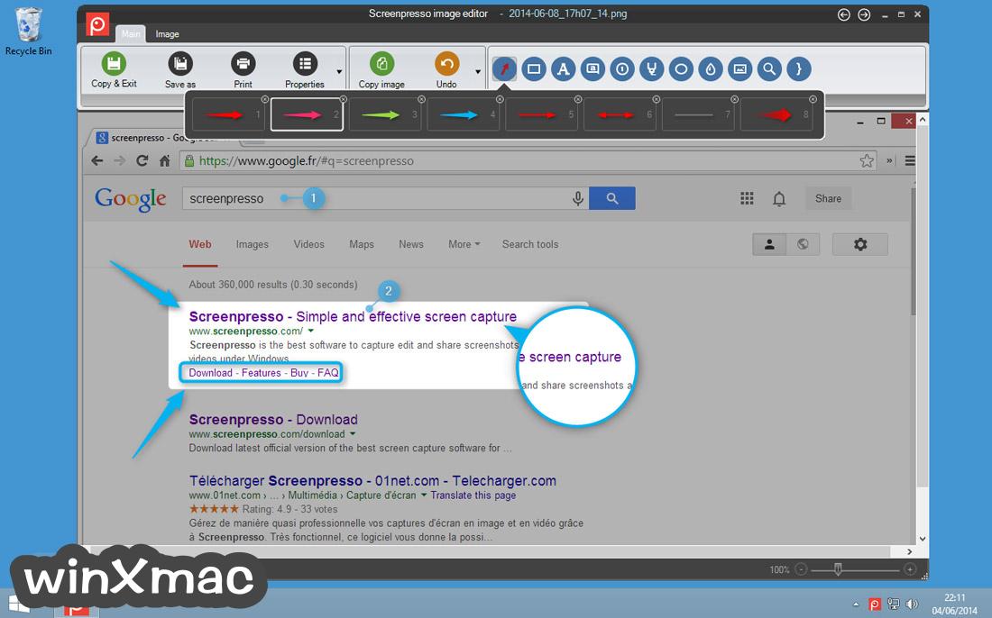 Screenpresso Screenshot 1