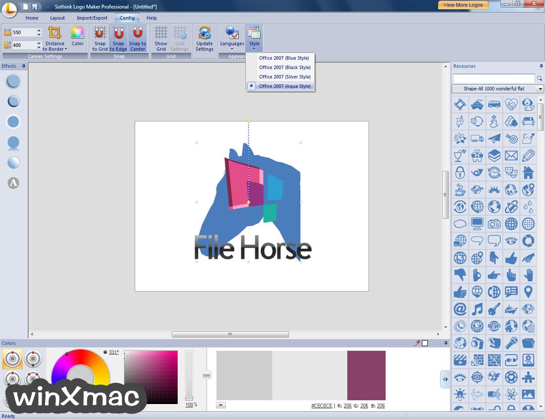 Sothink Logo Maker Professional Screenshot 3