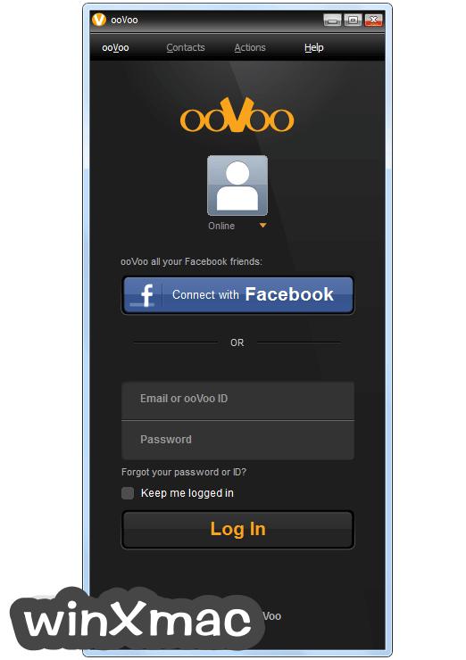 ooVoo Screenshot 1