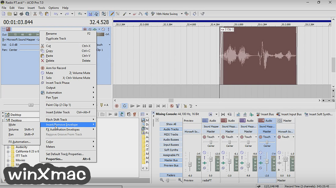 ACID Pro Screenshot 3