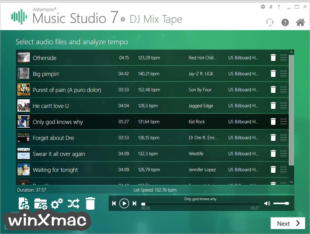 Ashampoo Music Studio Screenshot 4