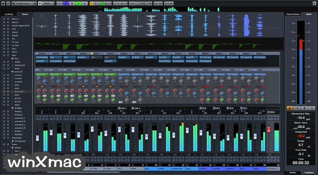 Cubase Pro Screenshot 2