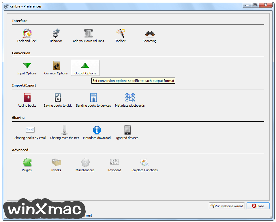 Calibre (32-bit) Screenshot 5