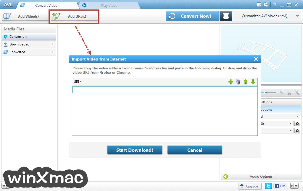 Any Video Converter Free Screenshot 3