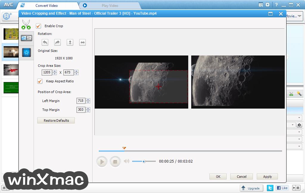 Any Video Converter Free Screenshot 4