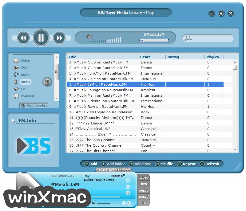BS.Player Free Screenshot 3