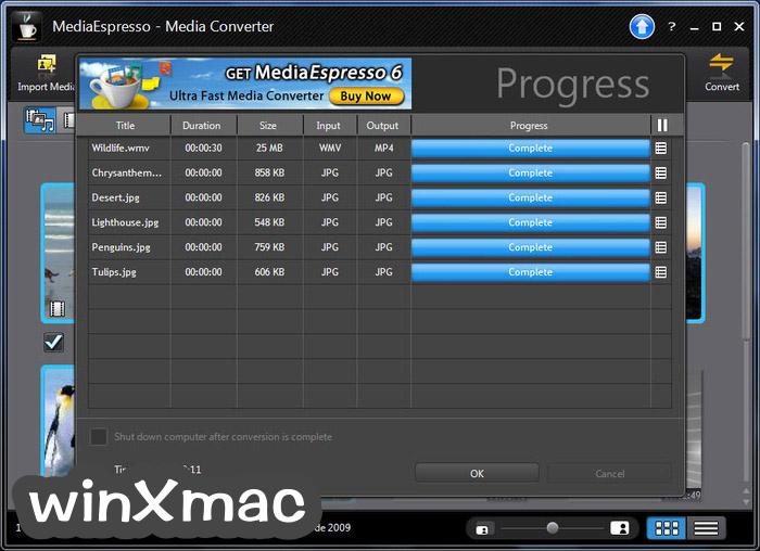 MediaEspresso Screenshot 4